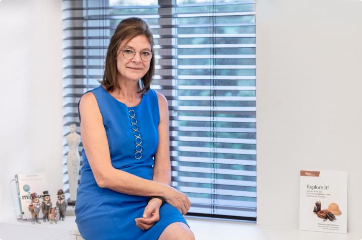 Meer over Nina De Lille | Talk Test Trust